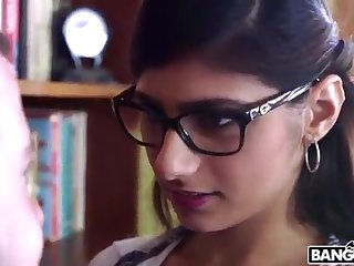 BANGBROS - Mia Khalifa is With and Sexier Than Ever! Check It Out!