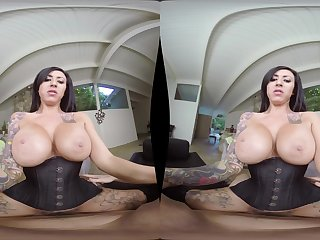 Anna Kelly and Lily Lane non-existence to bounce superior to before a lover's big dick