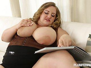BBW Veronica Vaughn Sex Adventure