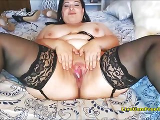 Heavy Teen Likes it BIG in her Heavy Ass and Heavy Pussy