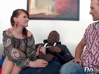 Mature Housewife Vera Delight Makes Cuckold Husband Watch Their way Ride BBC