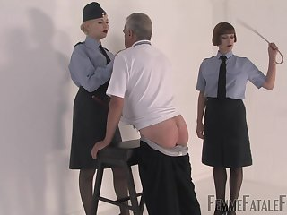 thrashing is twosome of the favorite sex hilarity of Mistress Eleise de Lacy