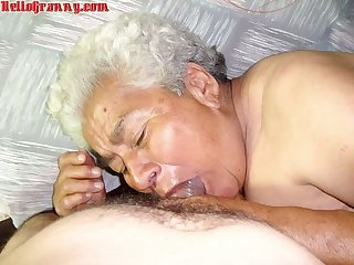 HelloGrannY Home be advantageous to Amateur Granny Porn Stars