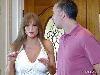Mature cheating join in matrimony Darla Crane having sex near her neighbor