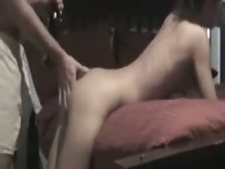 This slut loves a nice vaginal bang and she looks so attractive upstairs her back